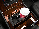 2009 Cadillac Escalade Hybrid, cup holder prop (primary).