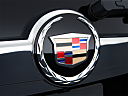 2009 Cadillac Escalade Hybrid, rear manufacture badge/emblem