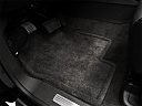 2009 Cadillac Escalade Hybrid, driver's floor mat and pedals. mid-seat level from outside looking in.