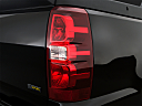 2009 Chevrolet Avalanche LS, passenger side taillight.