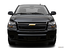 2009 Chevrolet Avalanche LS, low/wide front.