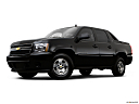 2009 Chevrolet Avalanche LS, low/wide front 5/8.