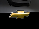 2009 Chevrolet Avalanche LS, rear manufacture badge/emblem