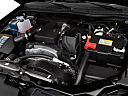 2009 Chevrolet Colorado LT, engine.