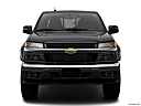 2009 Chevrolet Colorado LT, low/wide front.