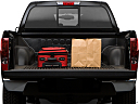 2009 Chevrolet Colorado LT, trunk props.