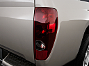 2009 Chevrolet Colorado LT, passenger side taillight.