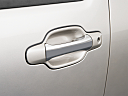 2009 Chevrolet Colorado LT, drivers side door handle.