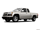 2009 Chevrolet Colorado LT, low/wide front 5/8.