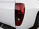 2009 Chevrolet Colorado WT, passenger side taillight.