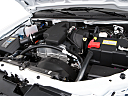 2009 Chevrolet Colorado WT, engine.