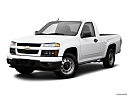 2009 Chevrolet Colorado WT, front angle medium view.