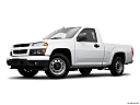 2009 Chevrolet Colorado WT, low/wide front 5/8.