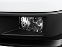 2009 Chevrolet Colorado WT, driver's side fog lamp.