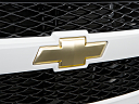 2009 Chevrolet Colorado WT, rear manufacture badge/emblem