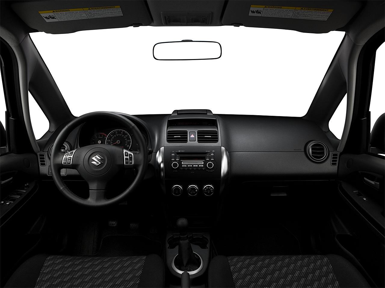 Suzuki Sx Awd Rear Bumper Cover