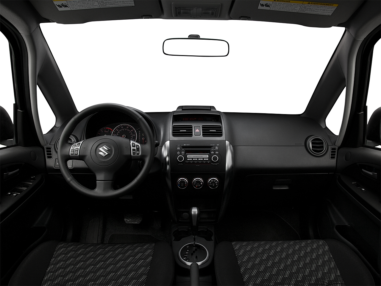 Suzuki Sx Technology Package