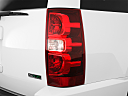 2010 Chevrolet Tahoe LTZ, passenger side taillight.