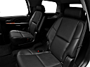 2010 Chevrolet Tahoe LTZ, rear seats from drivers side.