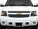 2010 Chevrolet Tahoe LTZ, close up of grill.
