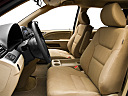 2010 Honda Odyssey EX, front seats from drivers side.