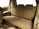 2010 Honda Odyssey EX, 3rd row seat from driver side.