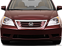 2010 Honda Odyssey EX, close up of grill.