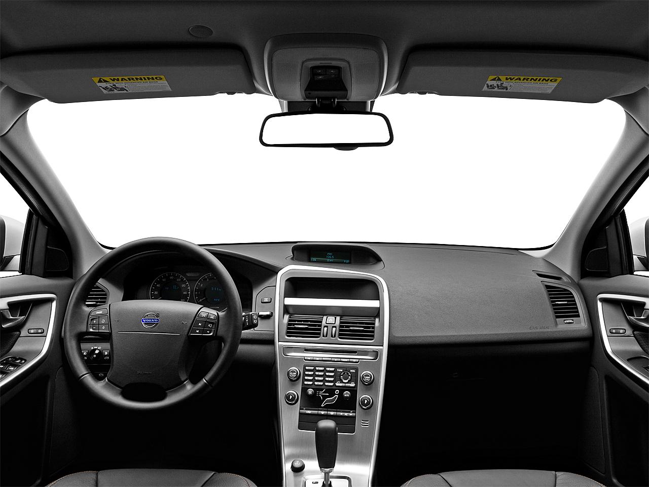 2010 volvo xc60 3 2l centered wide dash shot