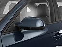 2011 Audi A4 2.0T, driver's side mirror, 3_4 rear