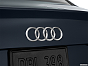 2011 Audi A4 2.0T, rear manufacture badge/emblem