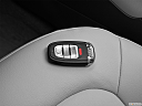 2011 Audi A4 2.0T, key fob on driver's seat.