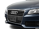 2011 Audi A4 2.0T, close up of grill.