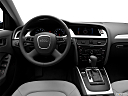 2011 Audi A4 2.0T, steering wheel/center console.