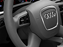 2011 Audi A4 2.0T, steering wheel controls (left side)