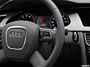 2011 Audi A4 2.0T, steering wheel controls (right side)