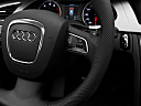 2011 Audi A4 Premium Plus, steering wheel controls (right side)