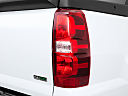 2011 Chevrolet Avalanche LS, passenger side taillight.