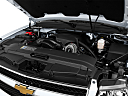 2011 Chevrolet Avalanche LS, engine.