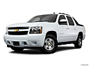 2011 Chevrolet Avalanche LS, front angle medium view.