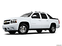 2011 Chevrolet Avalanche LS, low/wide front 5/8.