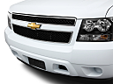 2011 Chevrolet Avalanche LS, close up of grill.