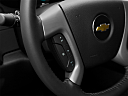 2011 Chevrolet Avalanche LS, steering wheel controls (left side)