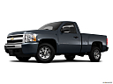 2011 Chevrolet Silverado 1500 WT, low/wide front 5/8.