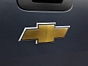 2011 Chevrolet Silverado 1500 WT, rear manufacture badge/emblem