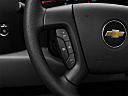 2011 Chevrolet Silverado 1500 WT, steering wheel controls (left side)
