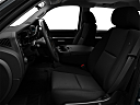 2011 Chevrolet Silverado 1500 LT, front seats from drivers side.