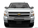 2011 Chevrolet Silverado 1500 LT, low/wide front.