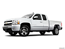 2011 Chevrolet Silverado 1500 LT, low/wide front 5/8.
