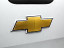 2011 Chevrolet Silverado 1500 LT, rear manufacture badge/emblem