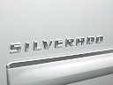 2011 Chevrolet Silverado 1500 LT, rear model badge/emblem